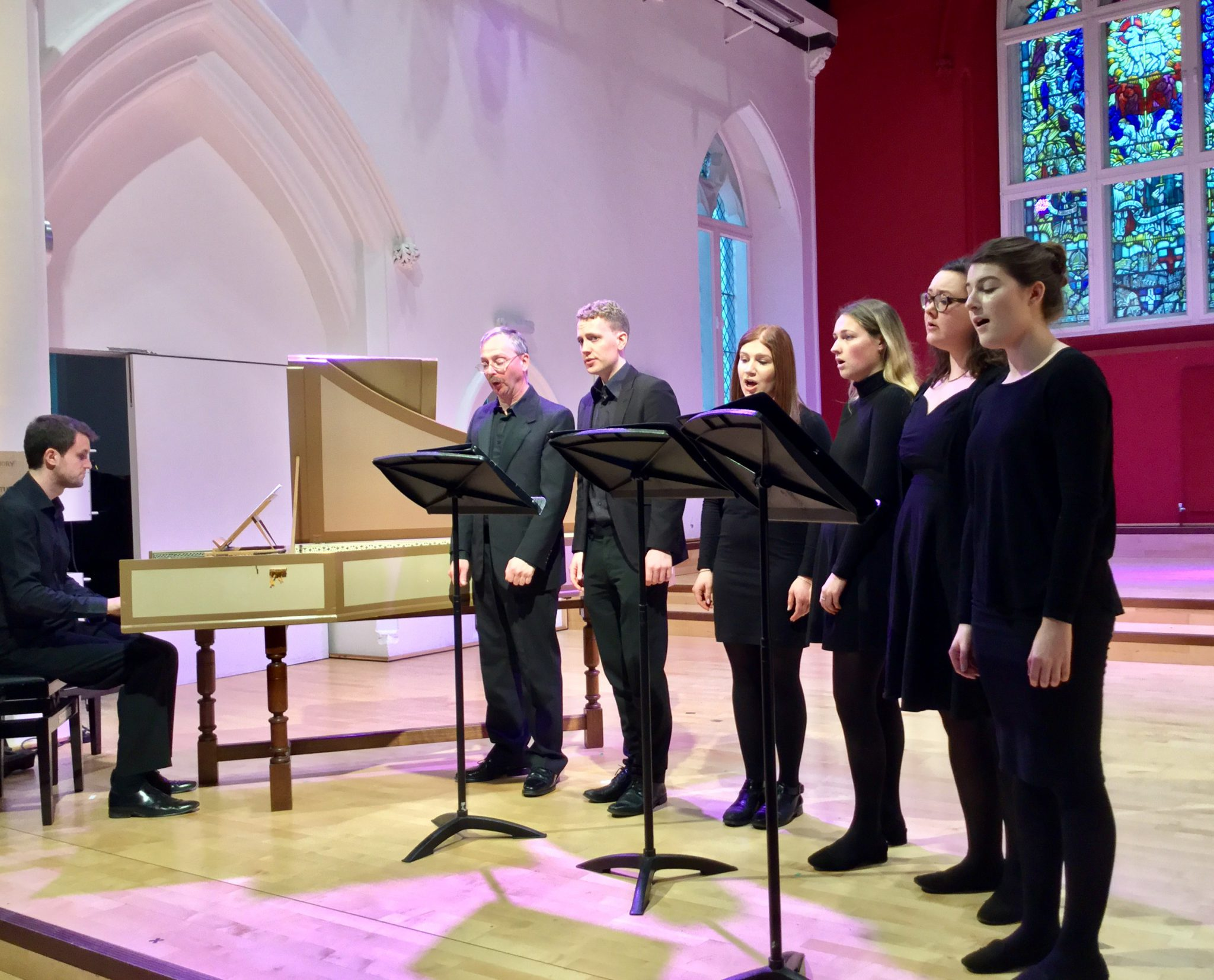 Lunch Time Concert – Early Music Ensemble & Chapel Choir