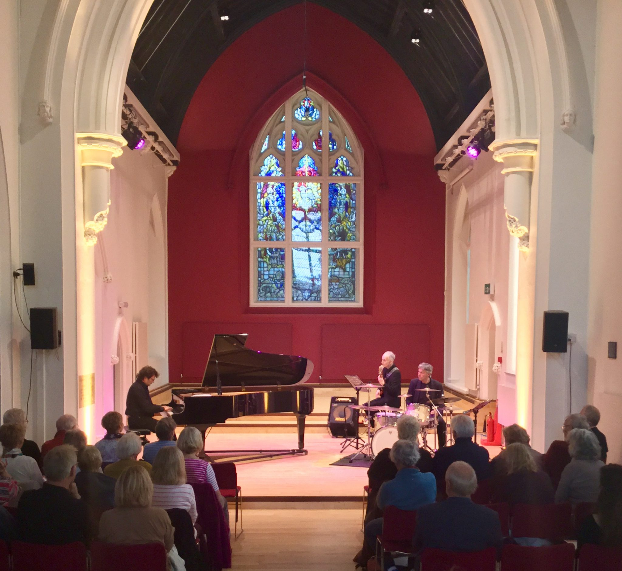 Lunch Time Concert - David Rees-Williams Trio