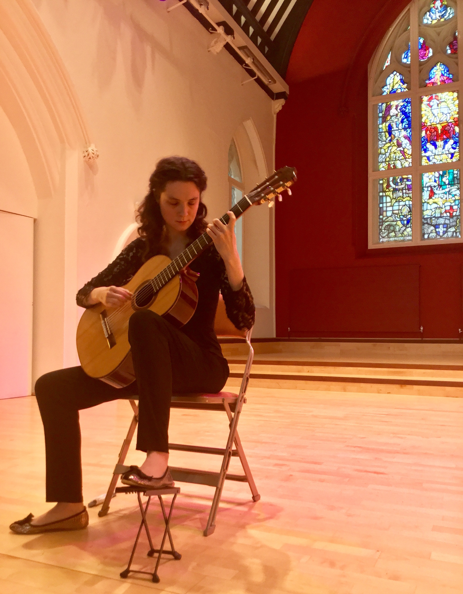 Lunch Time Concert - Laura Snowden