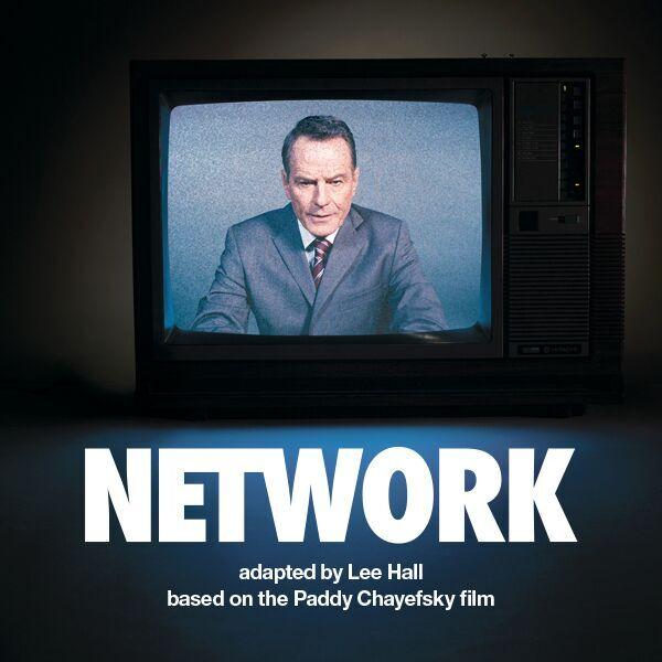 NETWORK - Matt Wright at the National Theatre