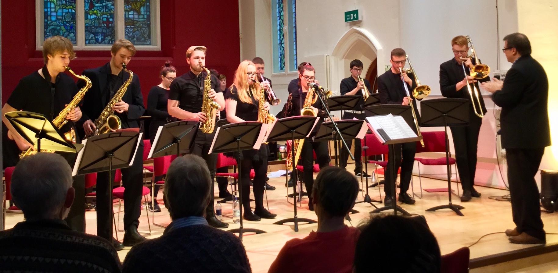 Callum Foad Column: Big Band