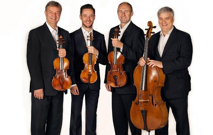Callum Foad Column: Maggini Quartet