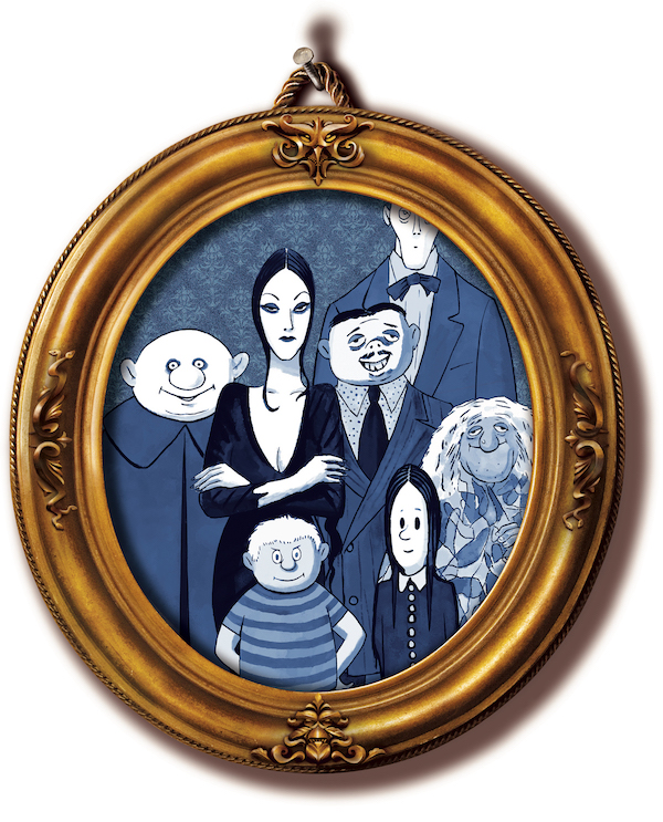 The ADDAMS FAMILY Musical: Blog Series