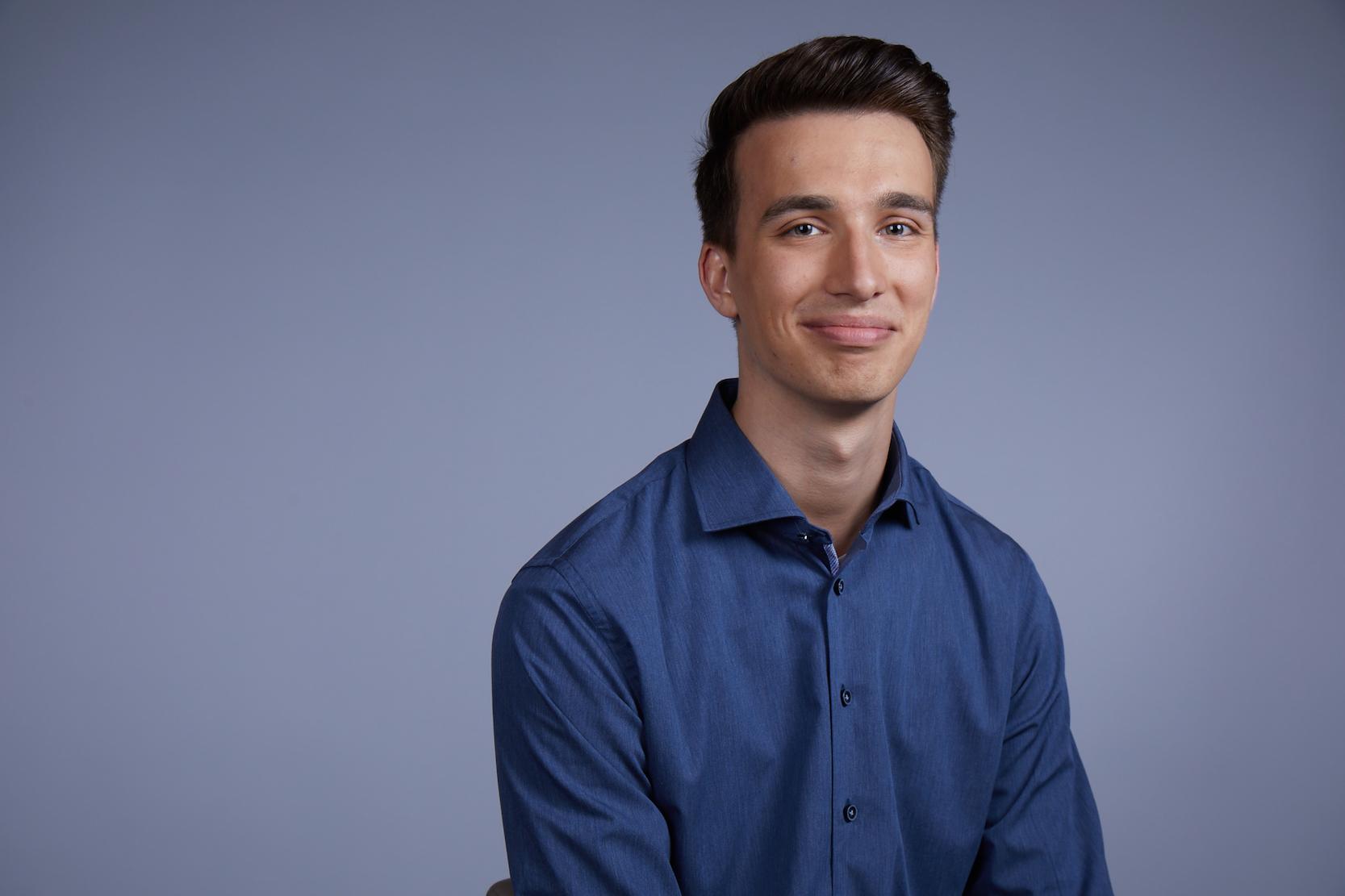 Graduate Success Story - Luke Olney