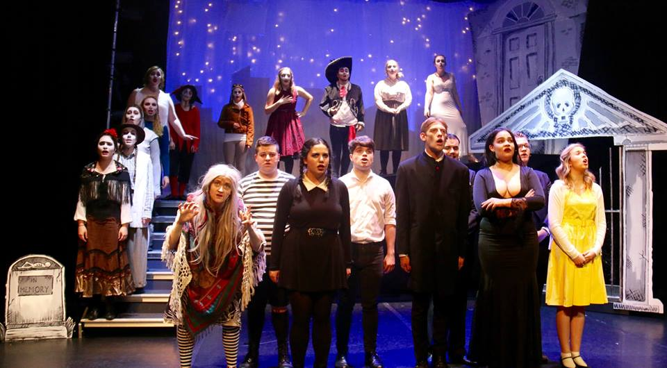 Review of 'The Addams Family' MPA Musical 2018