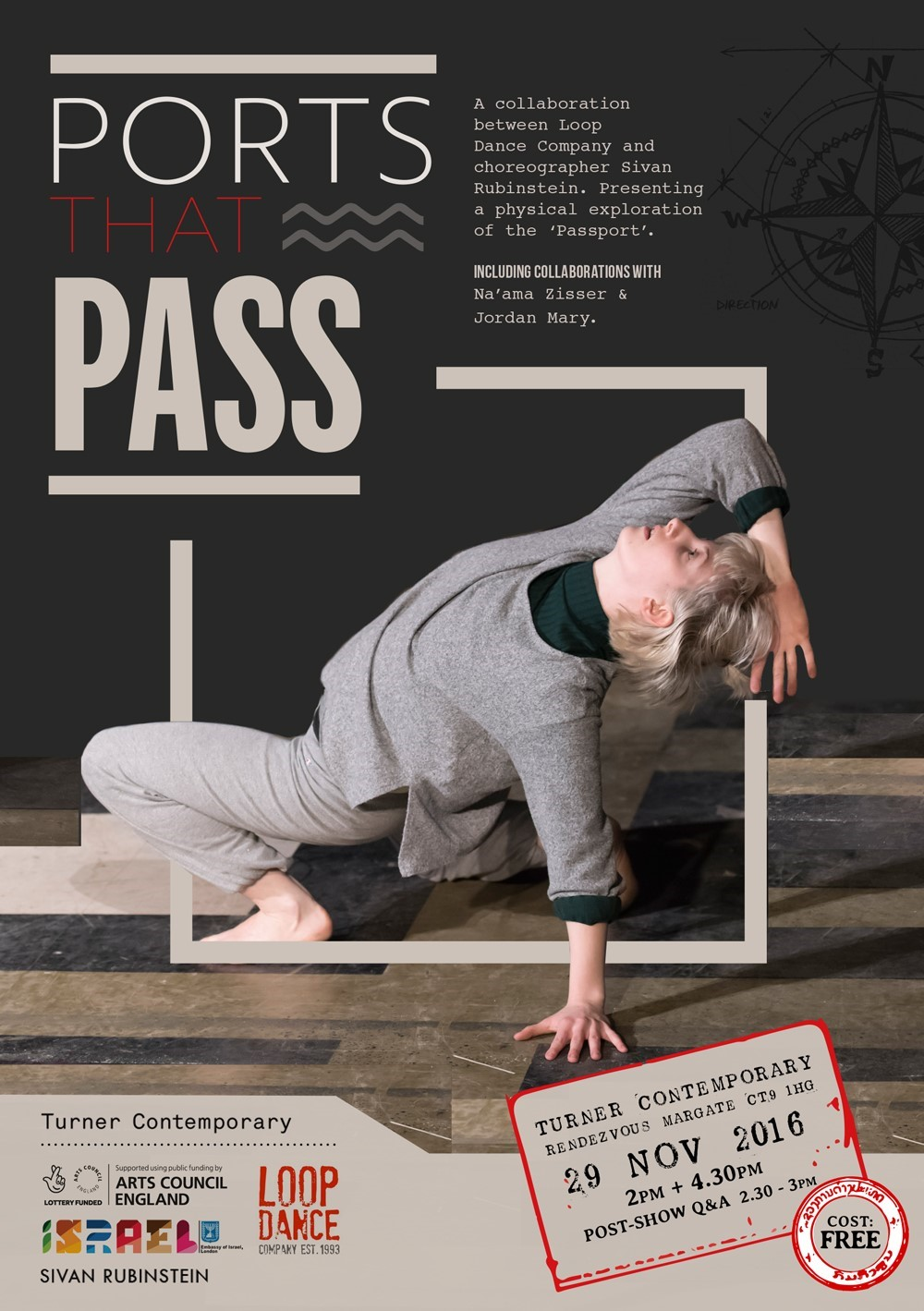 Loop Dance Company: Ports that Pass