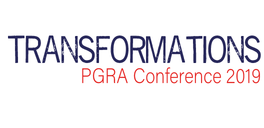 PGRA Conference 2019: CfP
