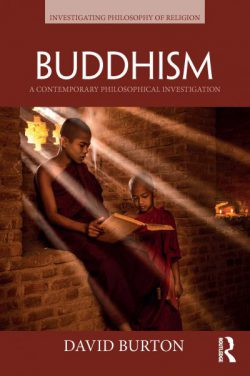 A New Book about Buddhist Philosophy