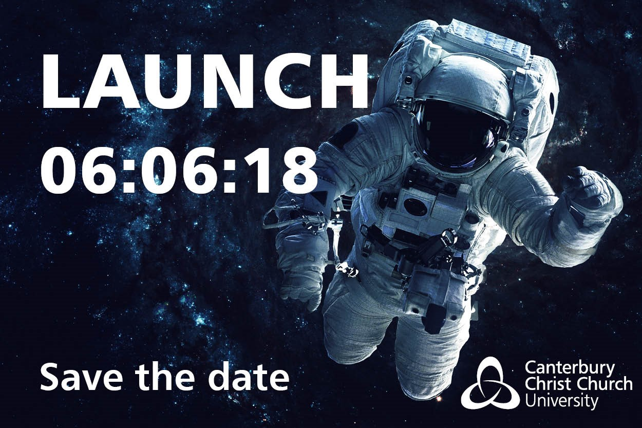 Save the Date - LAUNCH - 06:06:18