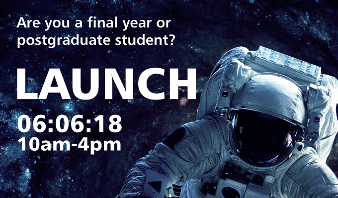 LAUNCH: A Day for Final Year and Postgraduate Students - 06:06:18