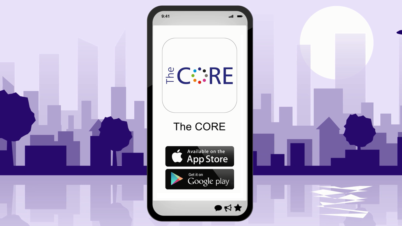 Becoming employable just got a lot easier - The CORE App