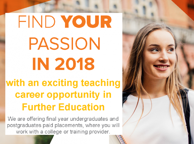 Exciting Teaching Career Opportunities in Further Education