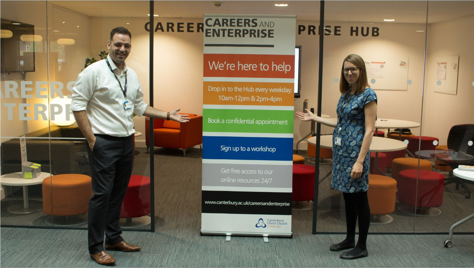 Launching your new Careers and Enterprise Hub!