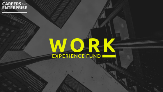 The Work Experience Fund 2019/20
