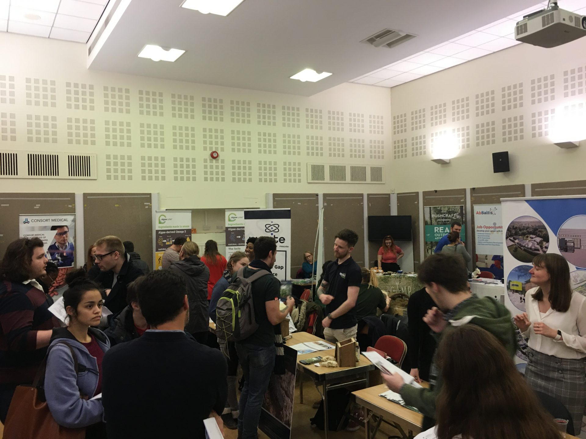 The Life Sciences and Research Employability Fair 2020