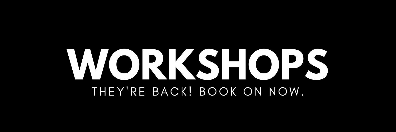 Workshops October - December 2020