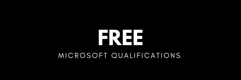 Free Microsoft Qualifications