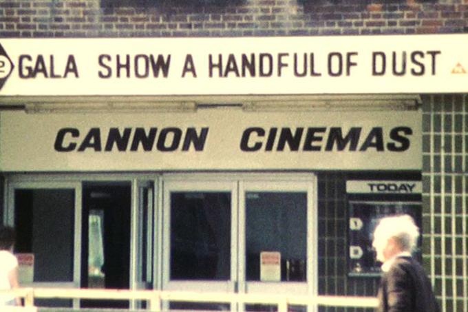 Cannon Cinema in Canterbury