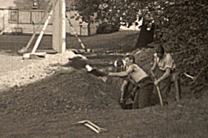 Herne Bay Air Raid Precautions 1938