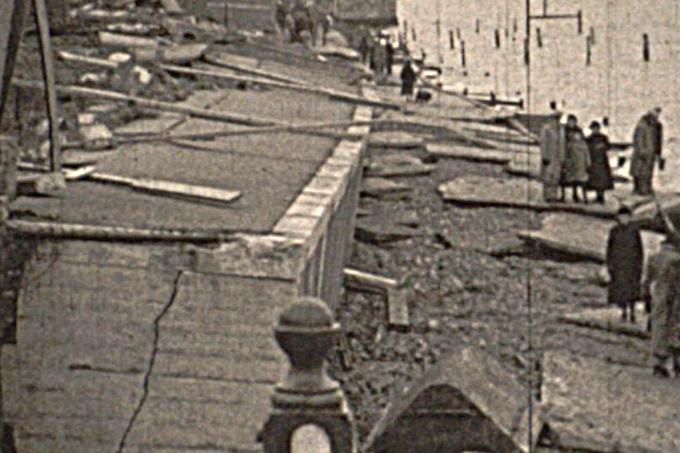 Herne Bay Storm Damage