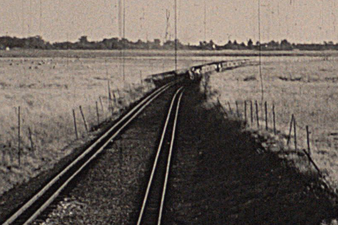 RHD Railway in early the 1950s