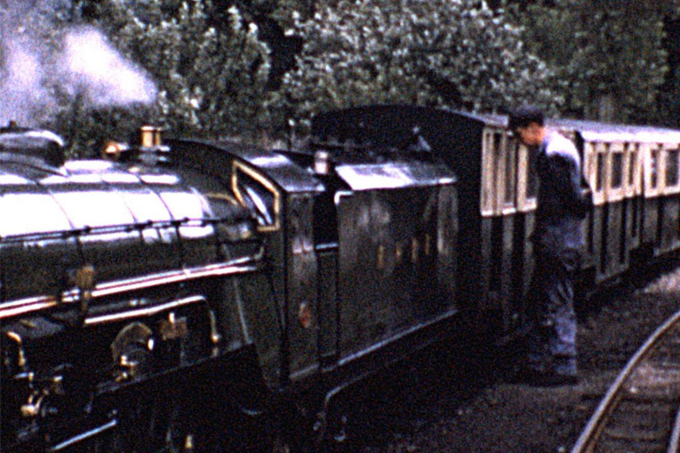 Romney, Hythe and Dymchurch Railway in the 1970s