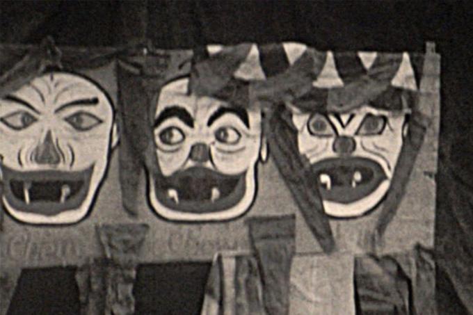 Fete at Strode Park 1949