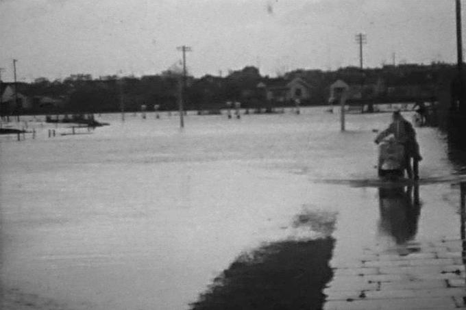 Herne Bay Flood 1960