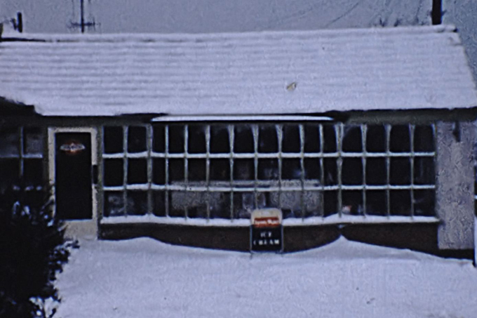 Whitstable in the Snow