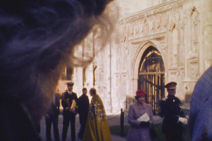 Queen's visit in 1987