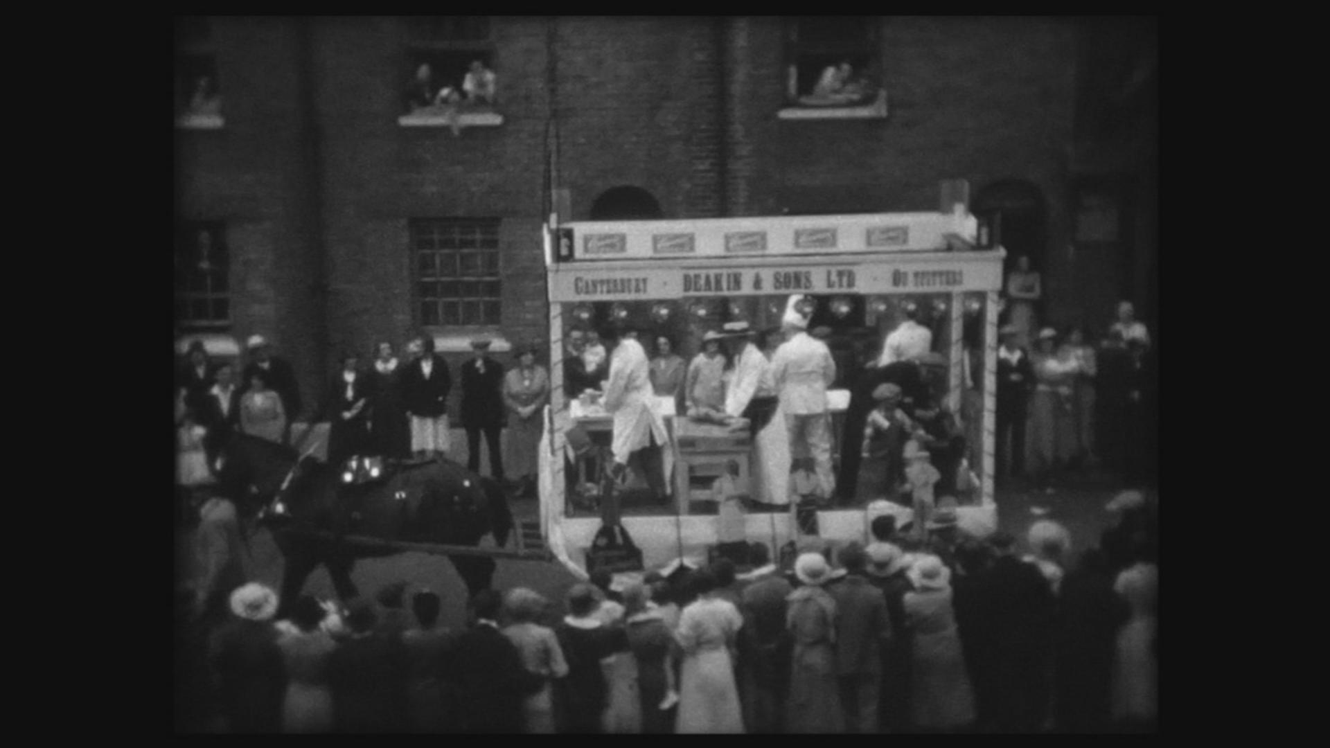 Canterbury Carnival 1935