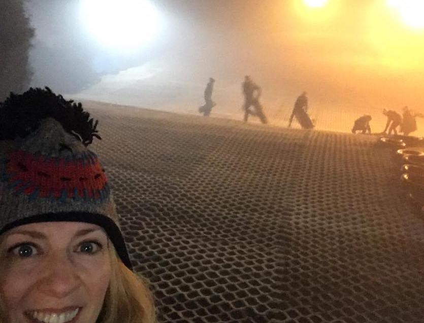TrySport Skiing