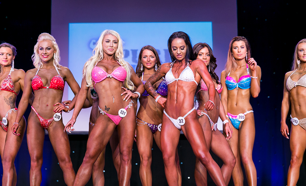 Competing - Preparing for a bodybuilding competition