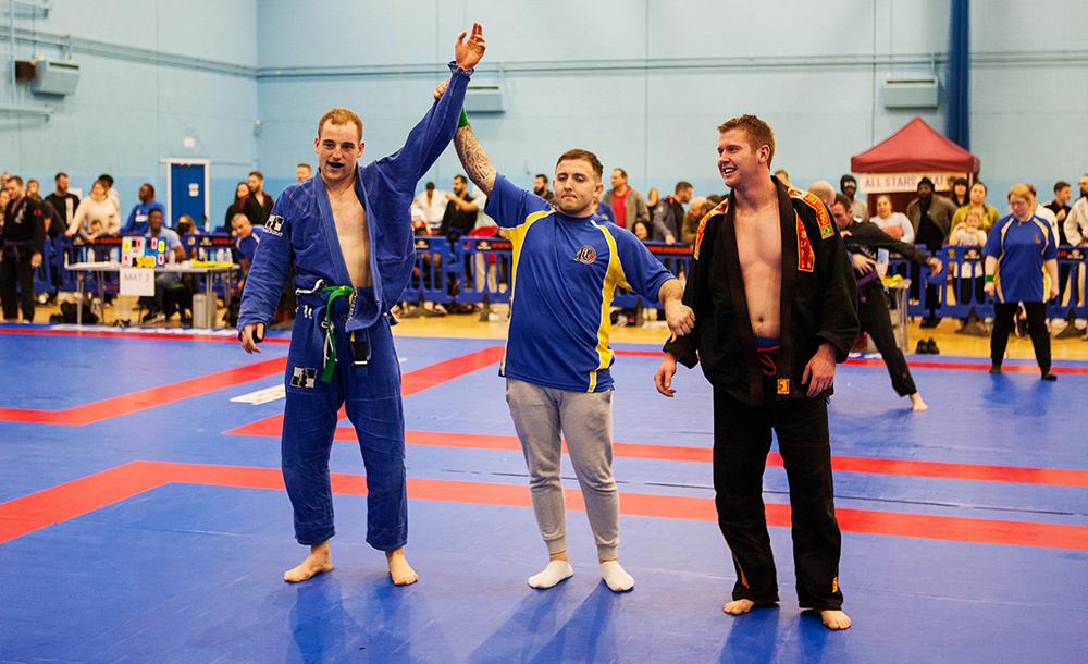 Brazilian Jiu Jitsu Championships