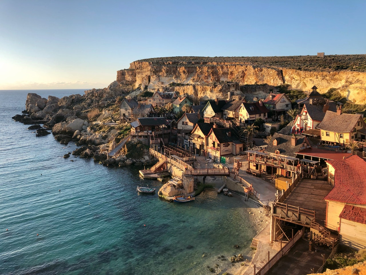 Conducting an overseas fieldtrip online: how the Geography Programme 'visited' Malta without leaving the UK