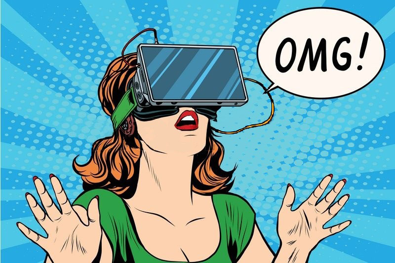 Virtual reality – A Brief History, Current Trends and Future Directions