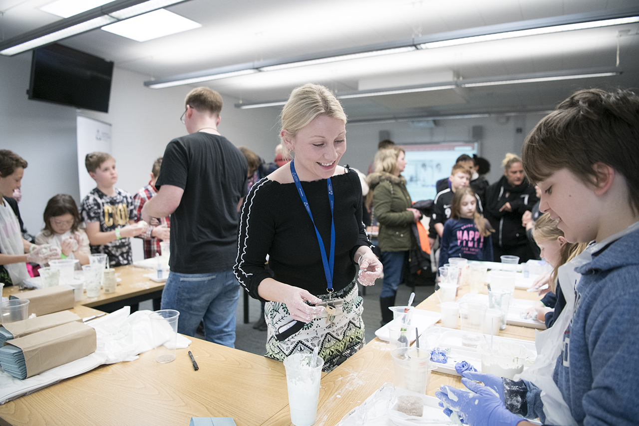 University hosts popular Kent Festival of Science