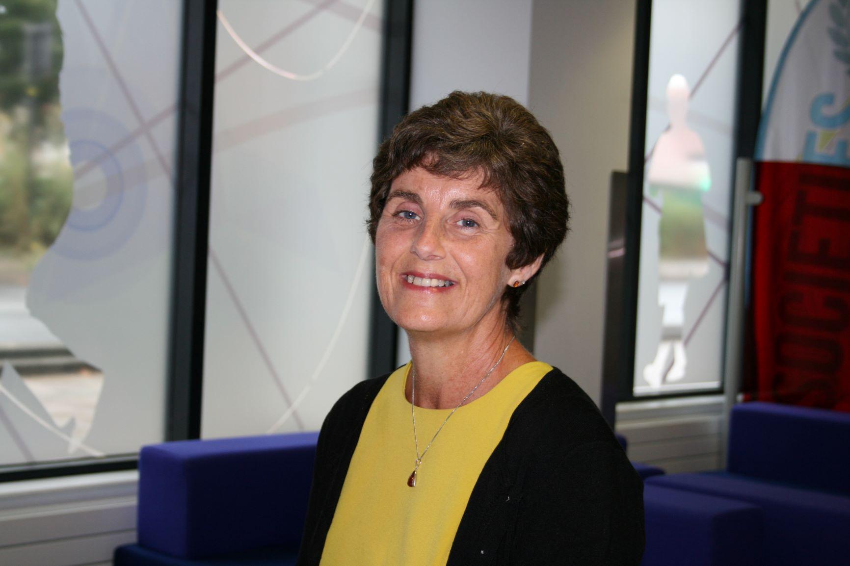 Professor Helen James on the STEM journey at Canterbury Christ Church University