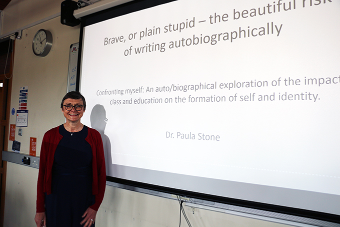 Brave, or plain stupid – the beautiful risk of writing autobiographically