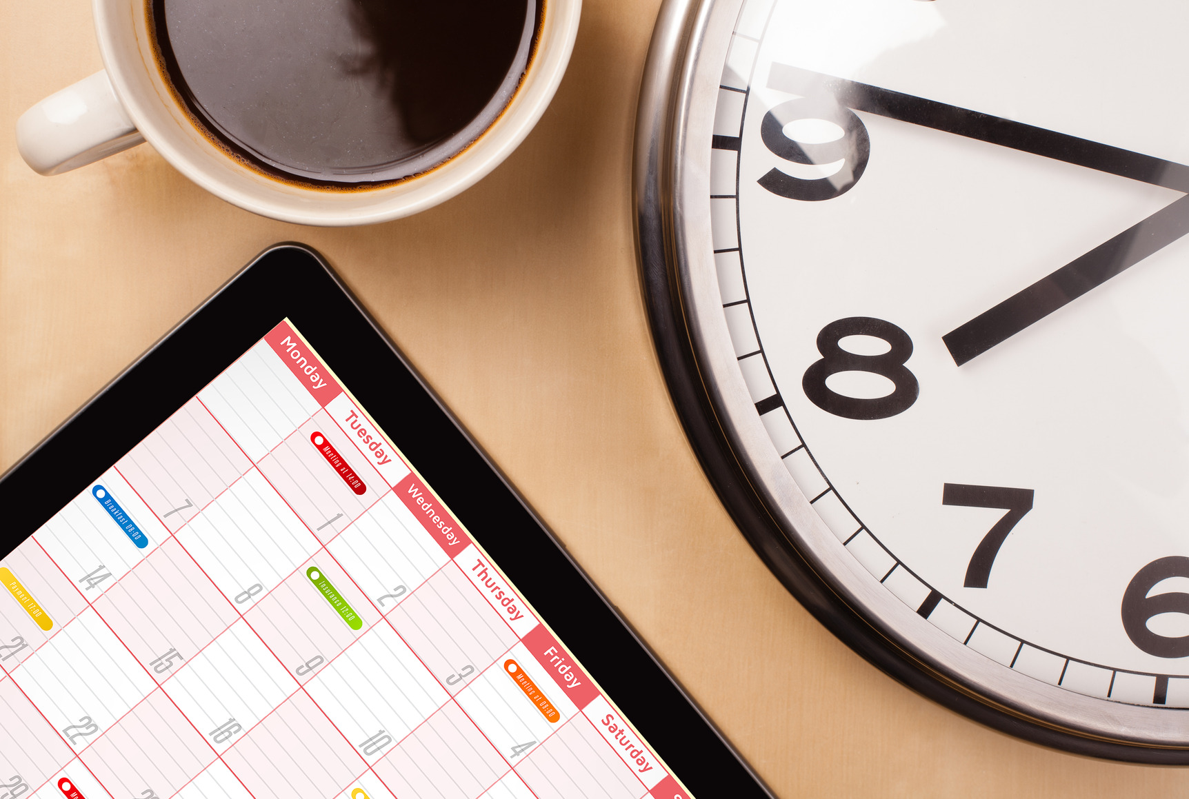 Where does all the time go? - Time Management top tips
