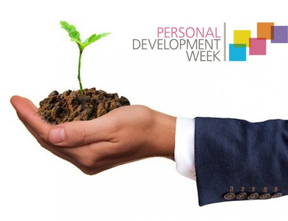 Personal Development Week - What's going on in the Library?