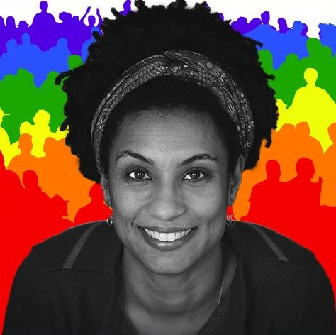 LGBT History Month 2019 Faces - Marielle Franco