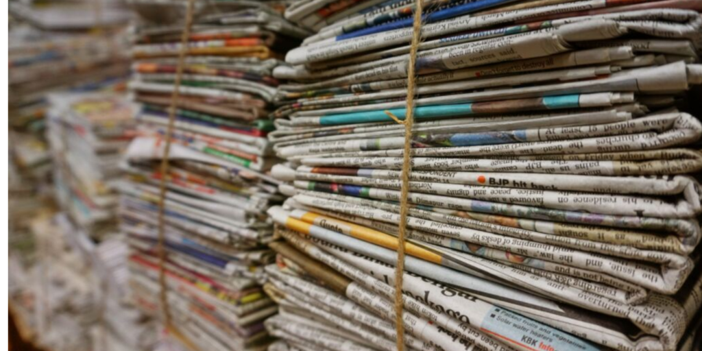 Read all about it! News sources online