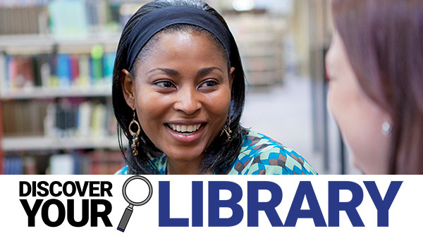 Discover Your Library - Finding the best study zone for you