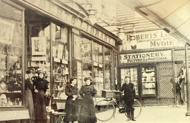 Finding local history resources online
