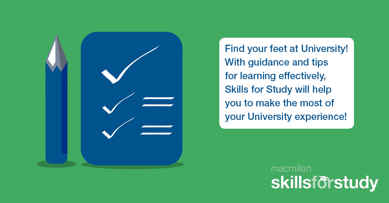 Skills for Study is changing – download your entries now