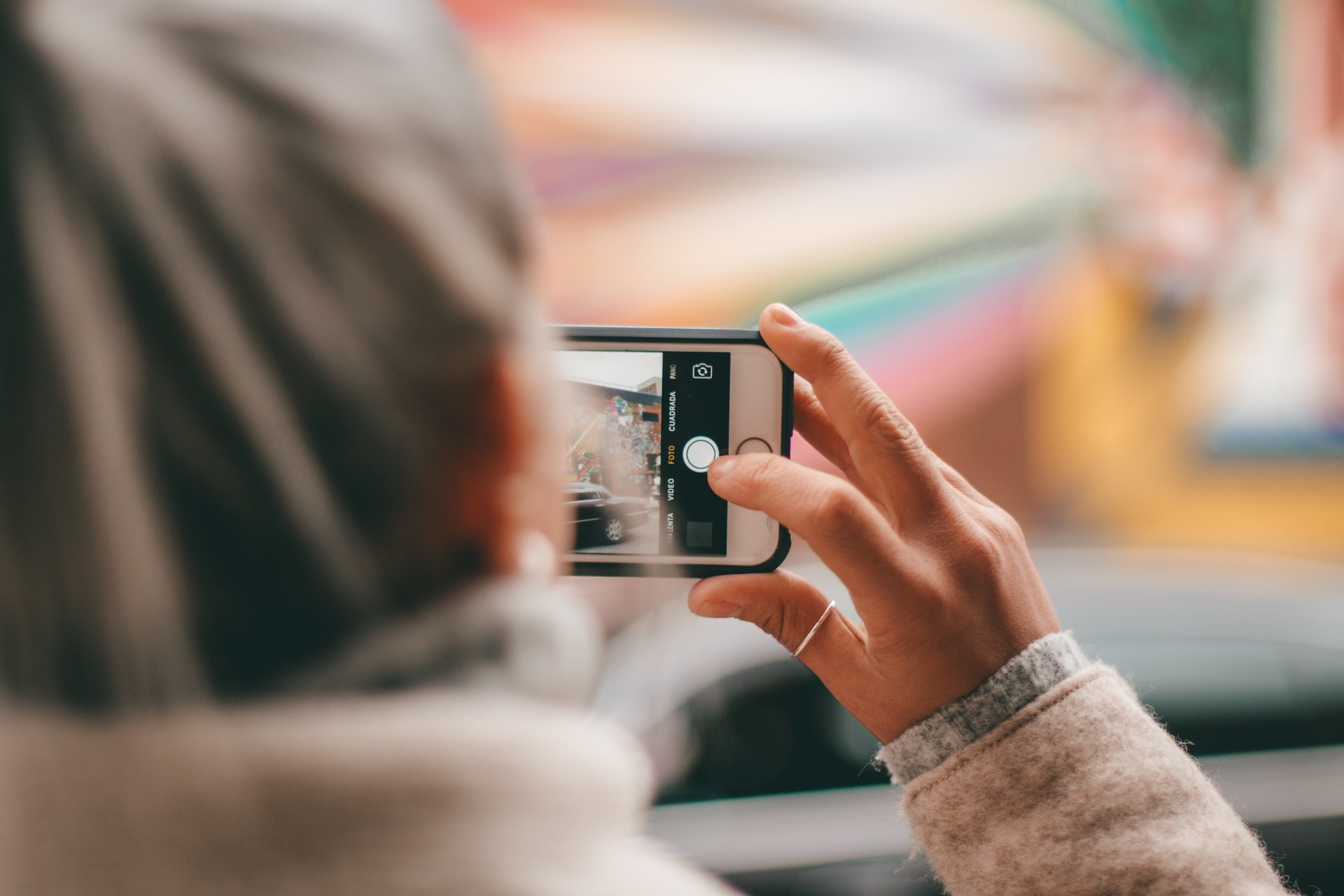 The accidental photographer - Wellbeing Wonder