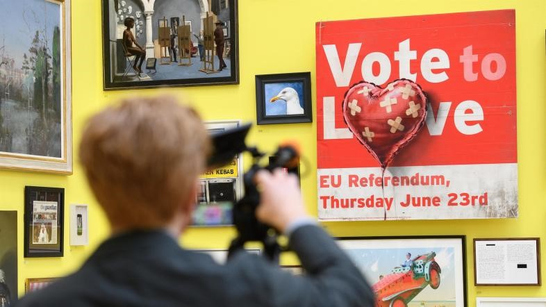 Banking on Banksy: The Celebrity Bias Within Political Art