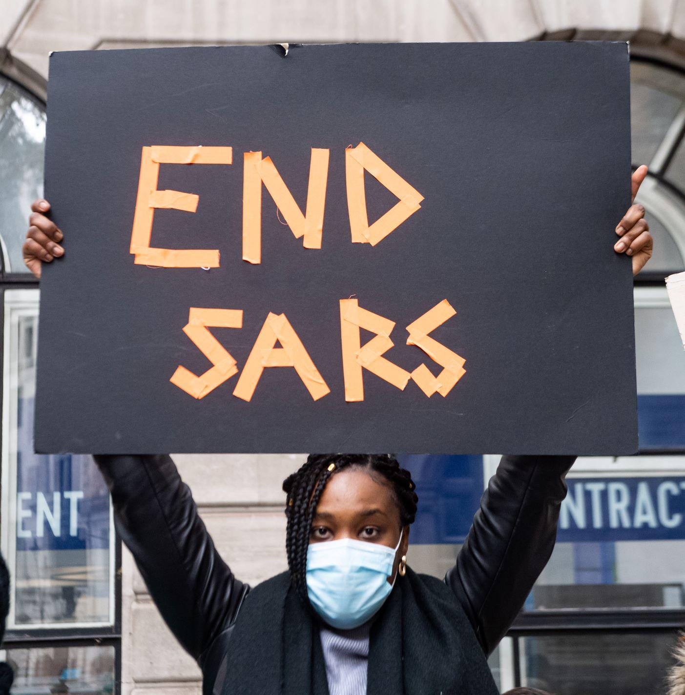 Naija Lives Matter: #EndSars and the Violence After
