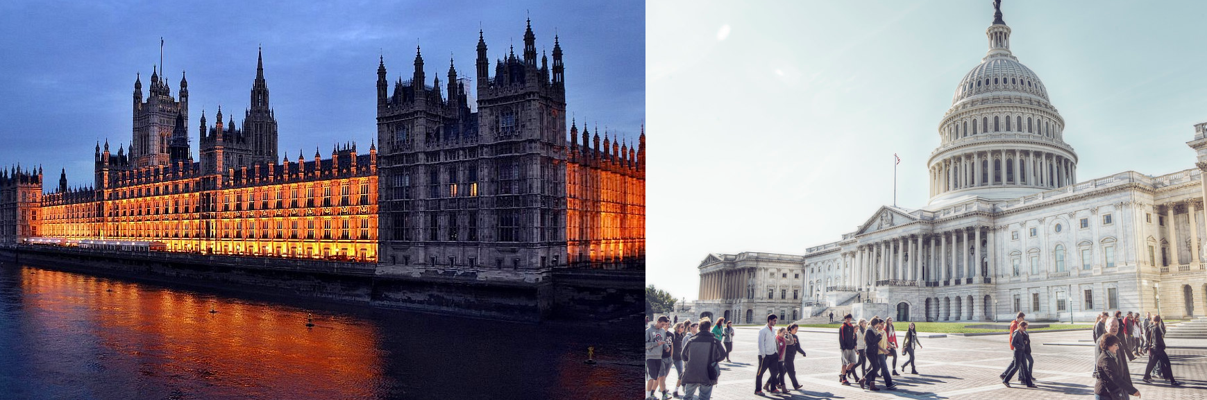 Brits do it Better: Four Reasons Why the UK's Parliament is better than Congress